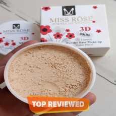 Miss Rose Foundation 3D Lose Powder