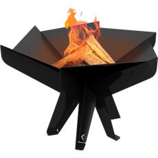 Garden Heating HEX Garden Fire Pits Kratki