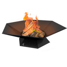 Goblet Garden Fire Pits black 69x60 Kratki
