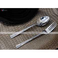1 Spoon & 1 Fork