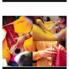 Dholki, Dholak, Mehndi Dholki, Musical Instruments, Dholak With Metal Hooks
