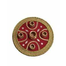 New Design Mehndi Matki Plate For Wedding/Rasm Hina