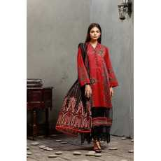 Coutures UNSTITCHED SUMMER LAWN 3 PC