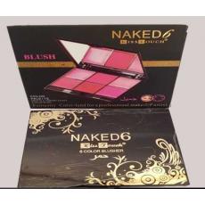 Professional Blush kit 6 colours
