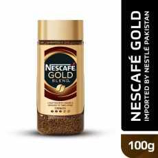 NESCAFE Gold Blend Coffee - 100g Glass Jar