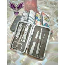 Taoye Teemo 6 Pcs /Set New Manicure Nail Clippers Pedicure Set Portable...