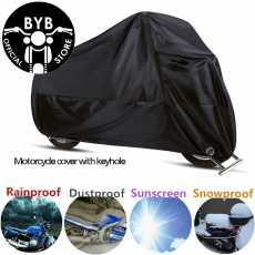 Motorcycle cover universal Outdoor UV Protector Scooter All Season waterproof...