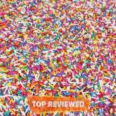 sprinkles edible multi colours 250 grams
