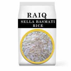 Raiq Sella Basmati Rice 5 Kg