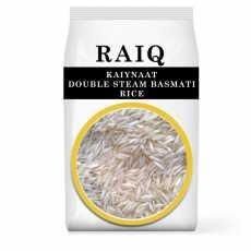 Raiq Kaiynaat Double Steam Basmati Rice 5 Kg
