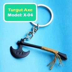 Turgut Axe Keychain, X-04