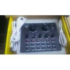V8 SOUND CARD FOR MICROHONES