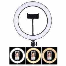 High Quality 20cm Led Studio Camera Ring Light Photography (With Holder)