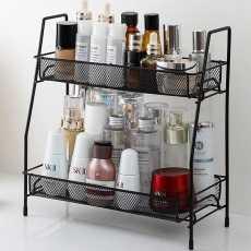 Desktop Shelf Double Layer - Iron Stand