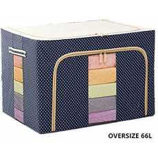 Pack of 1 - Cloth Storage Bag - 66L
