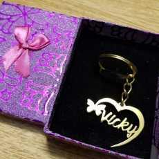 Customized Name jewelery