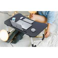 Table,Portable Lap Desk,Notebook Stand Reading Holder,Notebook