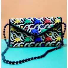 Fashionable Clutch Bag / Embroidered Hand Purse - Daily Use Hand Purse for...