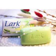 LARK BEAUTY SOAP FOR MEN & WOMEN RANDOM COLOUR  PACK OF 48