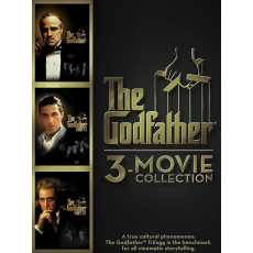The Godfather Complete Collection (Movie) - Dual Audio (Urdu + English)  All...