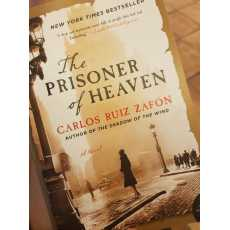 The Prisoner Of Heaven -  Novel by Carlos Ruiz Zafon