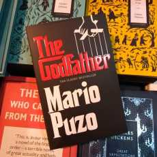 The GodFather (Complete Novel) By Mario Puzo