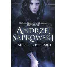 Time Of Contempt - The Witcher Book Series 2/8 By Andrzej Sapkowski