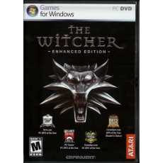 The Witcher 1 - Enhanced Edition (Complete PC Game) with All DLC in DVD -...