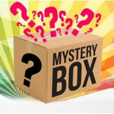 Mystery Box (T-Shirts,Books,Video Games,Movies..and Much More) Worth Rs 750+