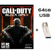 Call Of Duty Black Ops III (3) PC GAME in Brand New 64gb USB - Computer And...