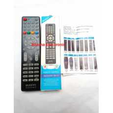 All In One Satellite Receiver Universal Remote Control Use For All Receiver