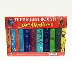 David Williams 11 Books Box Set : The Biggest Box Set (Children's Book)