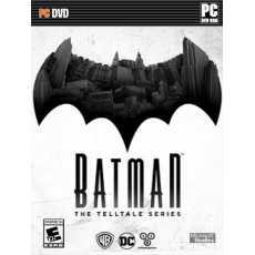 Batman The Telltale Game (DVD) Complete Episodes - Complete PC GAME -...