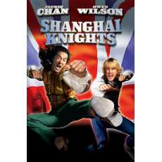 Shanghai Knights (2003) Jackie Chan Movie - English HD 1080p In DVD