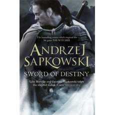 Swo.rd Of Destiny - The Witcher Book By Andrzej Sapkowski