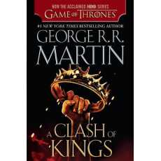 A Clash Of Kings (A Song Of Ice And Fire) Complete Book 2/5 Game Of Thrones...
