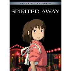 Spirited Away (2001) Movie - English HD 1080p In DVD