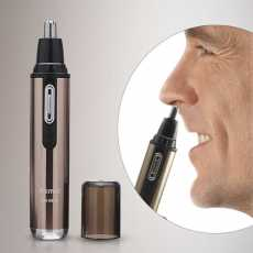 NOSE & EAR TRIMMER FOR MEN & WOMEN BOTH ARE USE BEAUTY TOOLS HAIR REMOVAL