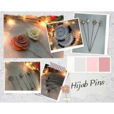 Fancy Hijab pins