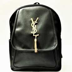 Leather Bag for College Girls ; Shoulder Bag; Backpack (2 zip compartments)
