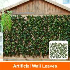 Artificial Wall Leaves