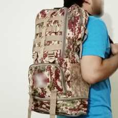 Foldable Commando / Army / Military Back back ; for camping ,traveling ;...
