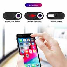 Webcam/ Selfie Camera Cover Privacy Protective Cover Mobile Computer Lens...