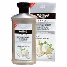 Wellice Garlic Anti-Dandruff Shampoo
