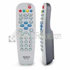 PHILIPS TV Universal Remote Huayu RM-120C Zipper work all tv 100%