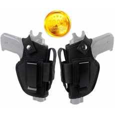neylon cover for safty pistals / covers case holster case universal waist...