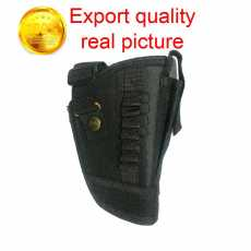 Nylon pouch holster 9-m-m 30 32 bore universal export quality