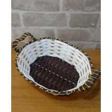 Fruit Basket Dry Fruit Tray Decoration Display Decorative Fruit Bowls 100%...