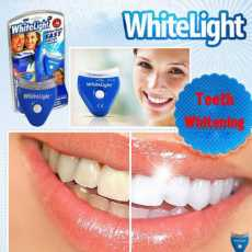 Teeth Clean With White Light