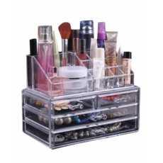Cosmetic Organizer - Transparent